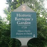 Das Foto wurde bei Bartram's Garden von Vinayak M. am 6/17/2012 aufgenommen