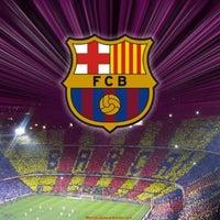 Foto tomada en W Barcelona Fans Square por Ahmed N. el 1/27/2012