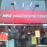 7f780f129ce81a ... Photo taken at Nike Warehouse Center by Yose R. on 1 8 2012 ...