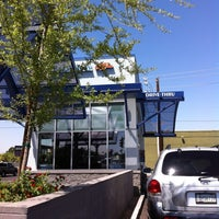 Photo taken at Dutch Bros. Coffee by Tomas Angel M. on 5/7/2012