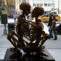 Снимок сделан в Museum of Sex пользователем Brazen L. 10/22/2011