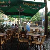รูปภาพถ่ายที่ Königsbacher Treff โดย Matthias S. เมื่อ 5/11/2012