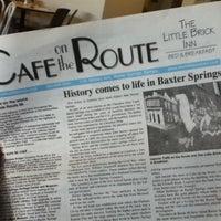 Foto scattata a Cafe on the Route da Roger F. il 5/31/2012