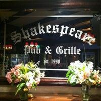 Das Foto wurde bei Shakespeare Pub & Grille von Morrell L. am 4/15/2011 aufgenommen