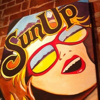Photo taken at SunUp Brewing Co. by David F. on 4/16/2011