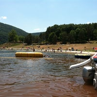 Photo Taken At 7 Points Beach Raystown Lake By Bob M On 31