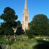 7/23/2012 tarihinde Mat A.ziyaretçi tarafından Clissold Park'de çekilen fotoğraf