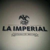 Das Foto wurde bei La Imperial von Pilucka A. am 7/7/2012 aufgenommen
