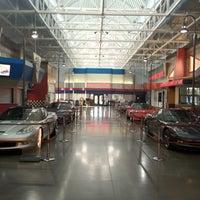 Photo taken at National Corvette Museum by Garrett M. on 3/17/2012