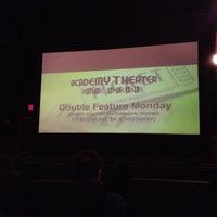 Снимок сделан в Academy Theater пользователем ✨Tina T. 7/8/2012