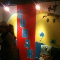 Снимок сделан в CUBAR пользователем Владимир С. 8/17/2012