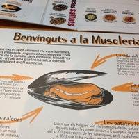 Foto tomada en La Muscleria por Justin D. el 4/27/2012
