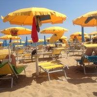 Foto scattata a Spiaggia di Jesolo da Matteo il 7/9/2012