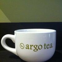 Das Foto wurde bei Argo Tea von Christopher F. am 12/12/2011 aufgenommen