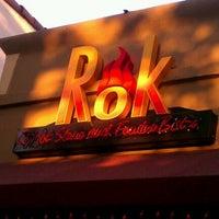 รูปภาพถ่ายที่ Rok Bistro โดย Mike H. เมื่อ 9/14/2011