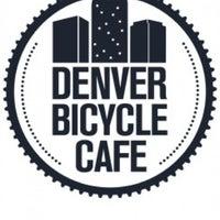 Das Foto wurde bei Denver Bicycle Cafe von Bri-cycle am 11/20/2011 aufgenommen