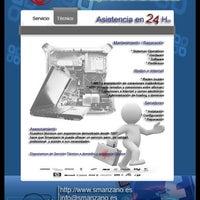 Photo prise au Smanzano.es - Soluciones Informáticas y Desarrollo y Diseño Web par Sergio M. le11/10/2011