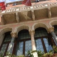 7/28/2012에 Liza K.님이 Ca' Sagredo Hotel Venice에서 찍은 사진