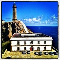 Foto tomada en Faro de Cabo Vilán por Jesus P. el 7/15/2012