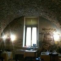 รูปภาพถ่ายที่ Locanda dell'Antica Giasera โดย Andrea S. เมื่อ 10/30/2011
