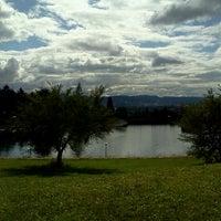 6/20/2012 tarihinde Scott L.ziyaretçi tarafından Mt. Tabor Park'de çekilen fotoğraf