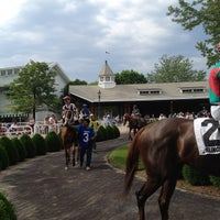 Foto scattata a Arlington International Racecourse da Jack N. il 5/20/2012