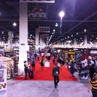3/25/2012 tarihinde William G.ziyaretçi tarafından Las Vegas Convention Center'de çekilen fotoğraf