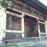 有章院霊廟二天門 - 港区の寺院