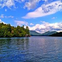 7/7/2012 tarihinde Kristen W.ziyaretçi tarafından Lake Placid Lodge'de çekilen fotoğraf