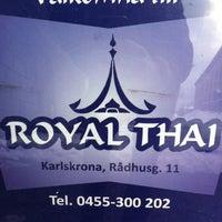 Royal Thai Karlskrona