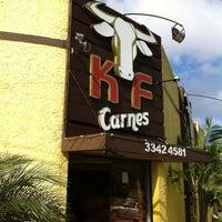 Das Foto wurde bei KF Carnes von Dado D. am 5/20/2012 aufgenommen