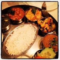 Das Foto wurde bei Chicago Curry House Indian Restaurant von Regan A. am 11/14/2011 aufgenommen