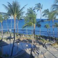 Foto scattata a Hilton Waikoloa Village da Keith K. il 10/18/2011