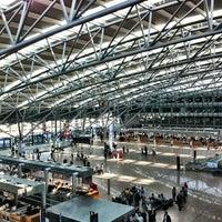 Das Foto wurde bei Hamburg Airport Helmut Schmidt (HAM) von John Alexander R. am 4/24/2011 aufgenommen