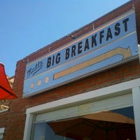 Photo taken at Matt's Big Breakfast by Brittany L. on 9/3/2011