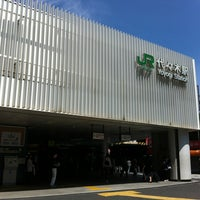 Foto tirada no(a) JR Yoyogi Station por Judi em 5/13/2012