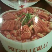 Foto tomada en Potzolcalli por Francisco A. el 9/2/2012