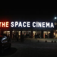 Foto scattata a The Space Cinema da Giuseppe O. il 3/16/2012