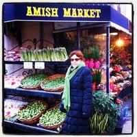 Photo prise au Amish Market Tribeca par Eric V. le11/24/2011
