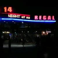 10/18/2011 tarihinde Adam P.ziyaretçi tarafından Regal Cinemas Union Square 14'de çekilen fotoğraf