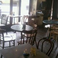 1/4/2011 tarihinde Stephane C.ziyaretçi tarafından Cafe Pick Me Up'de çekilen fotoğraf