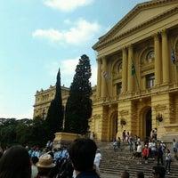 รูปภาพถ่ายที่ Museu Paulista โดย Reinaldo D. เมื่อ 9/7/2011