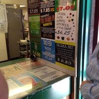 Das Foto wurde bei Trujillo's Taco Shop von Sadie am 8/25/2012 aufgenommen