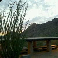 Photo taken at Phoenix Mountains Park and Recreation Area by Laura B. on 4/12/2011