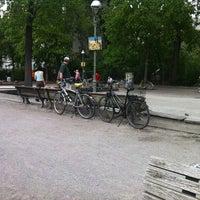 Das Foto wurde bei Bouleplatz am Ufer von Monica Z. am 4/29/2012 aufgenommen
