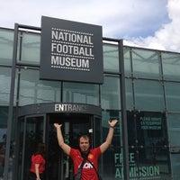8/24/2012에 Baris H.님이 National Football Museum에서 찍은 사진