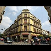 Foto tirada no(a) Hotel Francés por Rigo O. em 1/20/2012