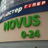 Снимок сделан в NOVUS пользователем shepelev 6/15/2012