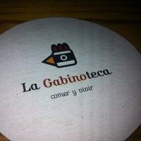 Foto tomada en La Gabinoteca por Marta A. el 7/21/2011