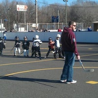 Bellmawr Youth League Street Hockey Rinks - Hockey Field in